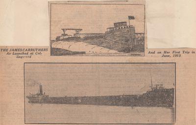 Gale of Nov. 9th, 1913 Great Lakes Greatest?: Schooner Days CXIII (113)