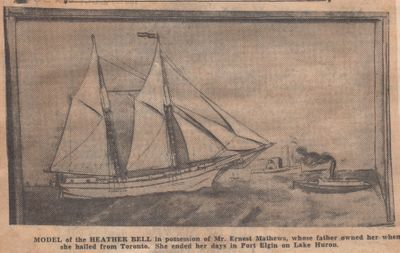 Remember the Rough-And-Ready?: Schooner Days CCCCVII (407)