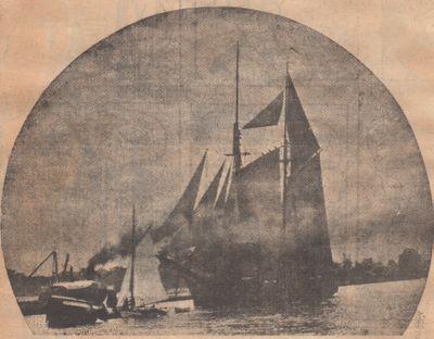 Two Suffels From Lake Erie: Schooner Days, CCCCXVII (417)