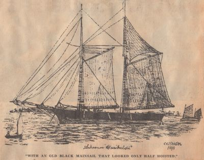 Last of the Garibaldis: Schooner Days CCCCXXI (421)