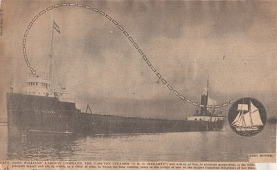 Start Life at 9 with Master Mariner of the Great Lakes: Schooner Days CCCCXXVII (427)