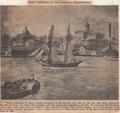 Shipwrecked at at 9 -- Never Again: Schooner Days CCCCXXIX (429)