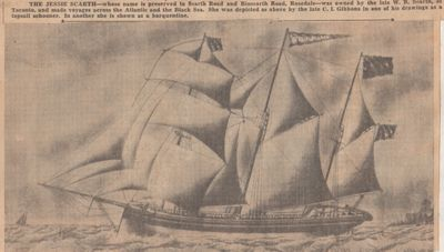 Bread on the Waters: Schooner Days CCCCXXXIV (434)