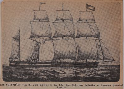 """""""Giants in Those Days"""" in the Timber Trade: Schooner Days CCVII (207)"""