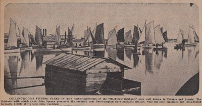 "Waves and Wilderness Could Not Daunt ""Spences of Saugeen"": Schooner Days CCXXVI (226)"