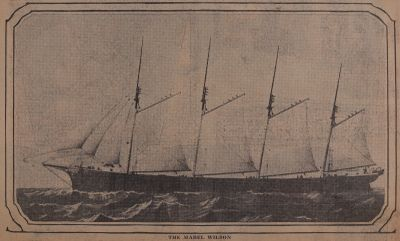 Barge Beats Her Steamer, Tale of Two Brothers: Schooner Days CCXLIX (249)