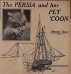 The PERSIA and her Pet Coon: Schooner Days CCLII (252)