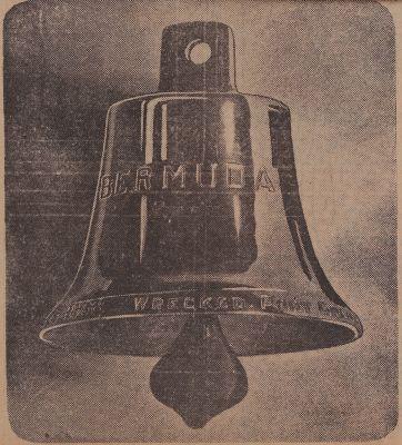BERMUDA'S Bell Ringing Further Changes on Port Granby: Schooner Days CCLVII (257)