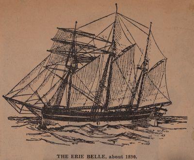 ERIE BELLE's Last Ball: Schooner Days CCLXI (261)