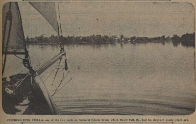 """Taits From The """"Isle of Tante"""": Schooner Days CCLXV (265)"""