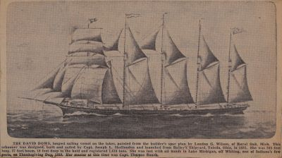 """Two """"Barques"""" and Their Finish: Schooner Days CCLXIX (269)"""