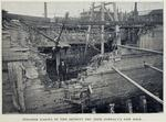 Steamer Kasota in the Detroit Dry Dock Company's New Dock