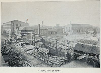 Dry Dock Engine Works, Detroit, Mich.