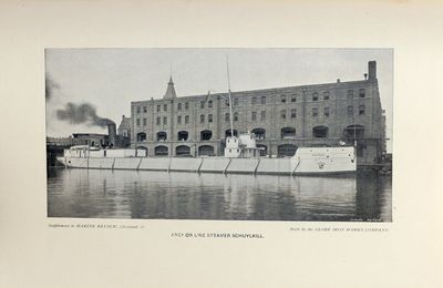 Anchor Line Steamer Schuylkill