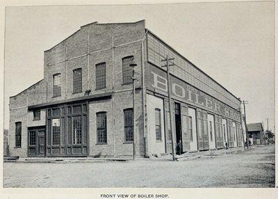 Dry Dock Engine Works, Detroit, Mich.