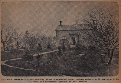 More Buried Treasure From Old Port Oshawa: Schooner Days CCLXXX (280)