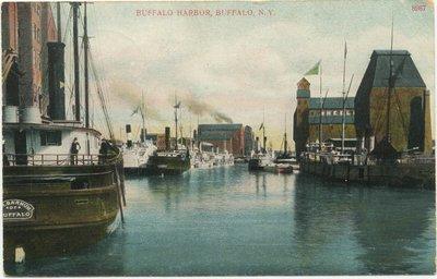Buffalo Harbor, Buffalo, N.Y.
