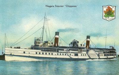 "Niagara Steamer ""Chippewa"""