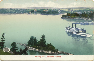 Among the Thousand Islands