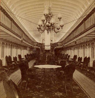 Interior Quebec Steamer