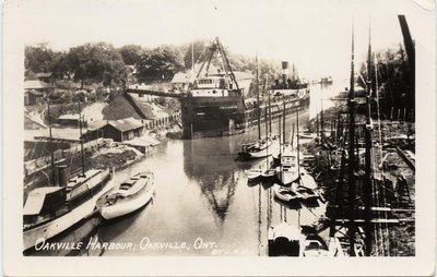 Oakville Harbour Oakville, Ont