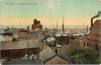 The Docks, Collingwood, Canada