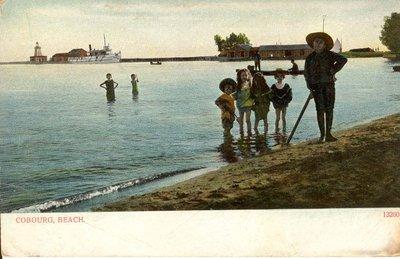 Cobourg Beach