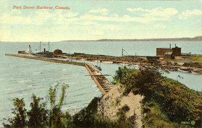 Port Dover Harbour, Canada