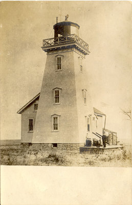 Old Cut Long Point Lighthouse