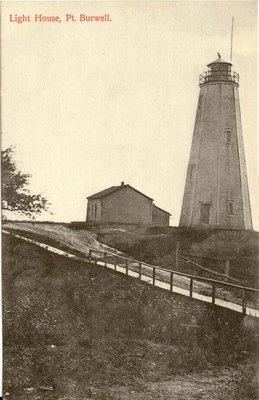 Light House, Pt. Burwell