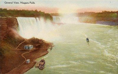 General View, Niagara Falls