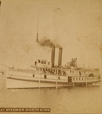 Steamer NORTH KING