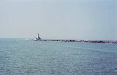 Port Stanley lighthouse