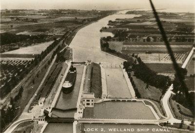 Lock 2, Welland Ship Canal