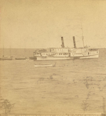 Steamer CHICORA: Noted Blockade Runner