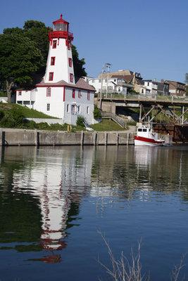 Lighthouse, Kincardine, ON