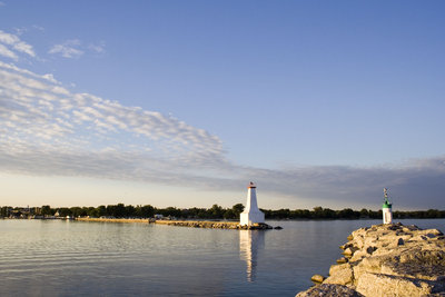 Harbour Light, Cobourg, Ont.