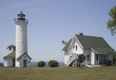 Tibbetts Point Light house
