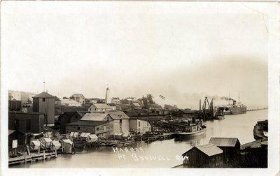 Harbor, Pt Burwell, Ont.