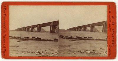 Victoria Bridge Montreal