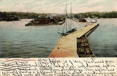 Harbor, Port Hope, Canada