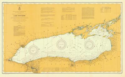Lake Ontario, 1907