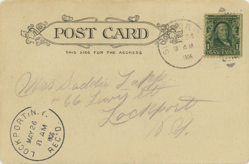 """""""Crescent City"""" on rocks at Lakewood, After storm of Nov 28 1905. Aft view"""