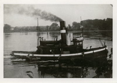 Unknown tug
