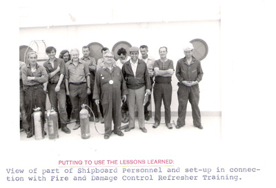 Pinedale crew (right side)