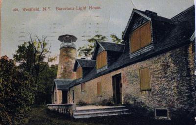 Westfield, N.Y. Barcelona Light House