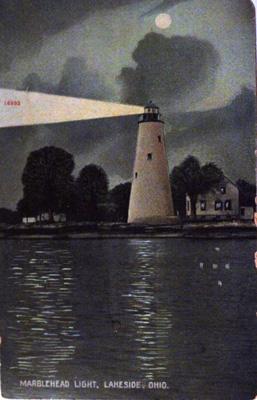 Marblehead Light, Lakeside, Ohio