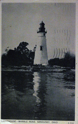Lighthouse -- Marble Head, Sandusky, Ohio
