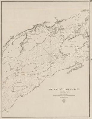 River St. Lawrence: sheet II [Howe/Grindstone Islands]