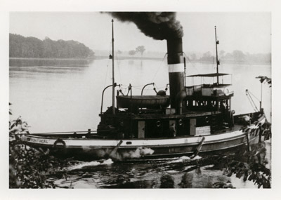 Tugboat FIRE CHIEF